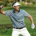 プロゴルファー必須のサイン署名書き方