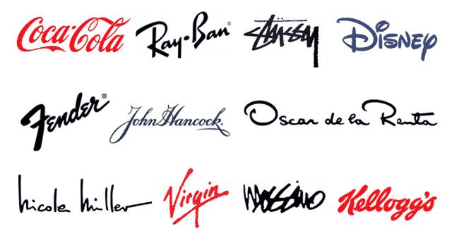 ブランドロゴ、企業の価値を高めるサインロゴ