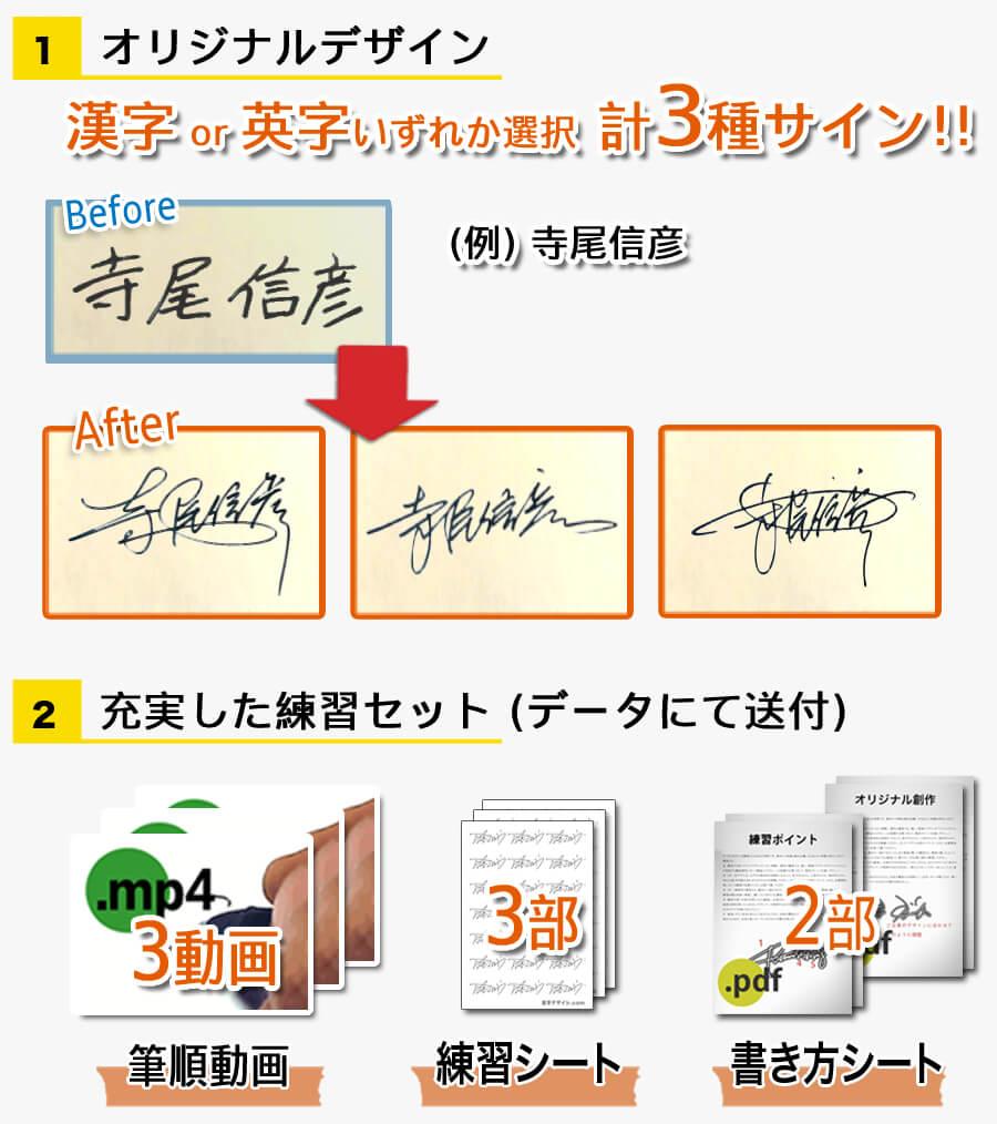 漢字サイン作成に役立つポイントを解説